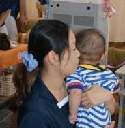 出産前後の整体治療