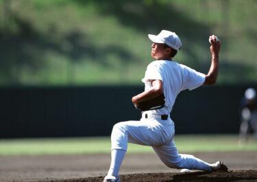 投球中に痛いと感じたら、野球肘の可能性⁉