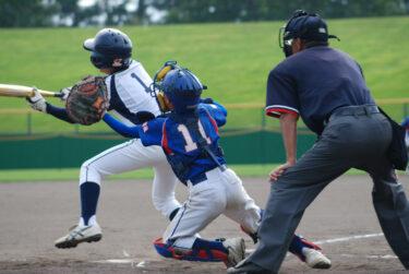 少年野球の肩の痛み。